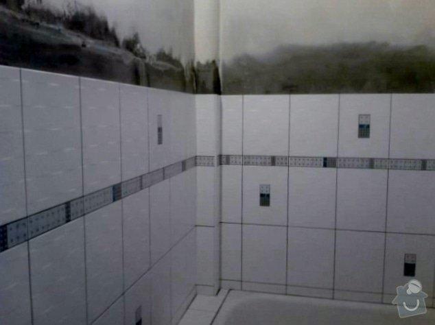 Vydlaždičkování koupelny 18m2, pokládka podlahy v koupelně 3m2: Renovace_koupelny_11_