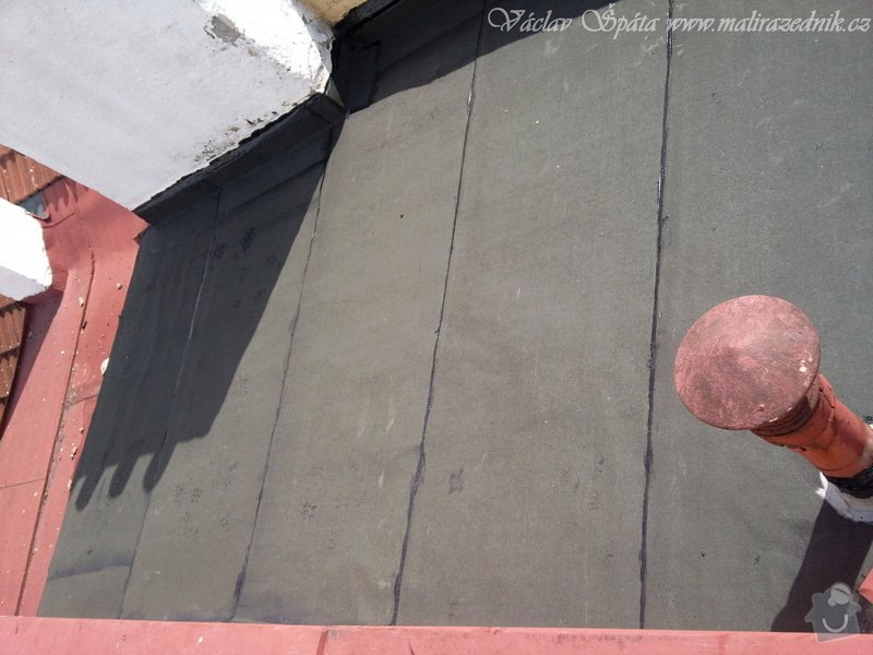 Převaření střechy ipou : Fotografie020
