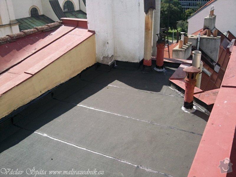 Převaření střechy ipou : Fotografie021