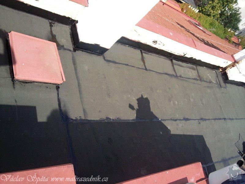 Převaření střechy ipou : Fotografie022