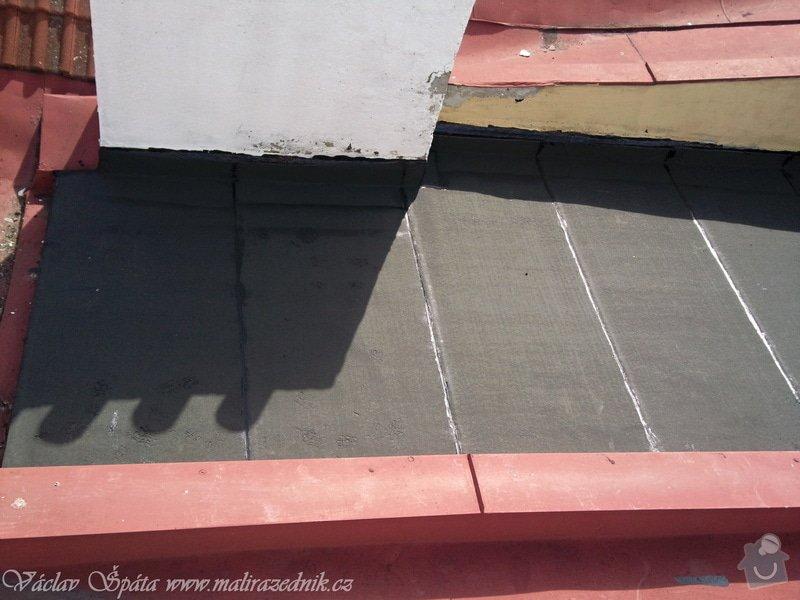 Převaření střechy ipou : Fotografie024