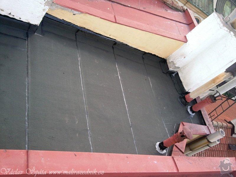 Převaření střechy ipou : Fotografie025