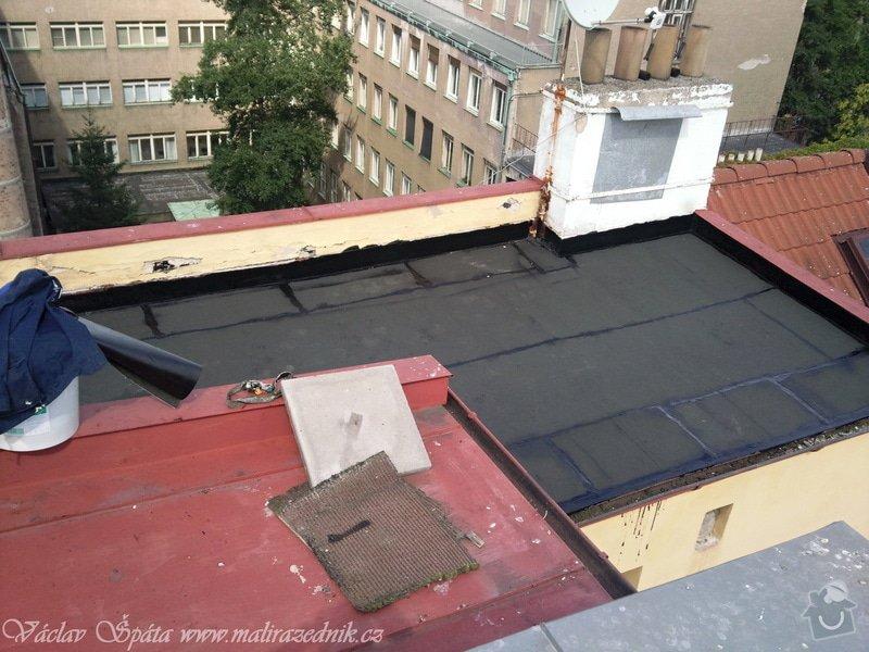 Převaření střechy ipou : Fotografie026