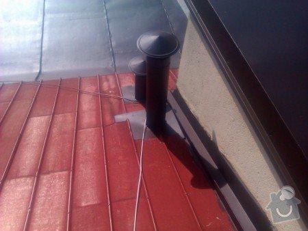 Nátěr střechy a klempířských prvků : IMAG0352
