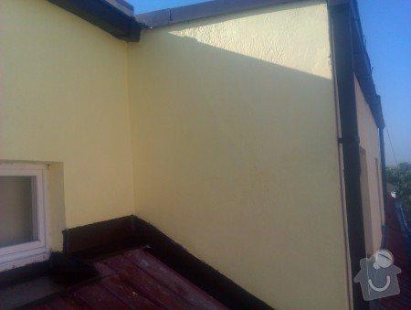 Nátěr střechy a klempířských prvků : IMAG0395