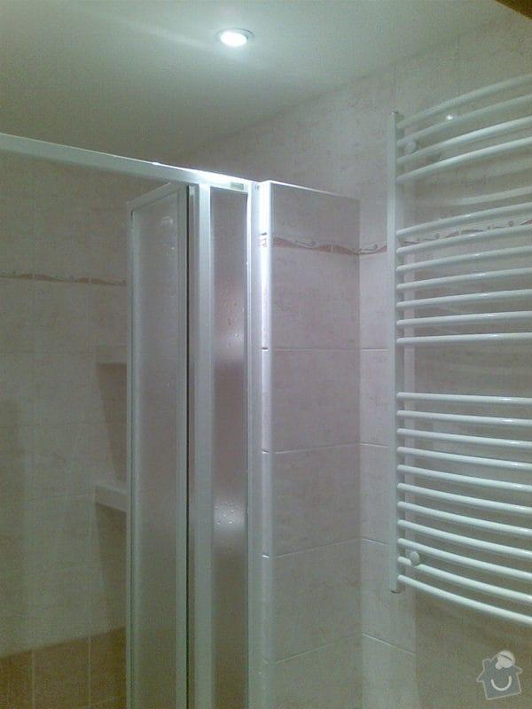 Předělání koupelny z umakartového jádra na zděné + změna místo vany sprchoví kout zděný: Obraz032