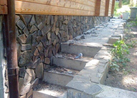 Dlžba z kamene