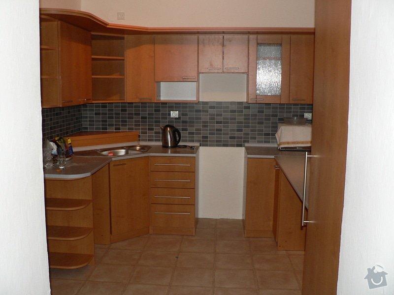 Kuchyňská linka: obraz010