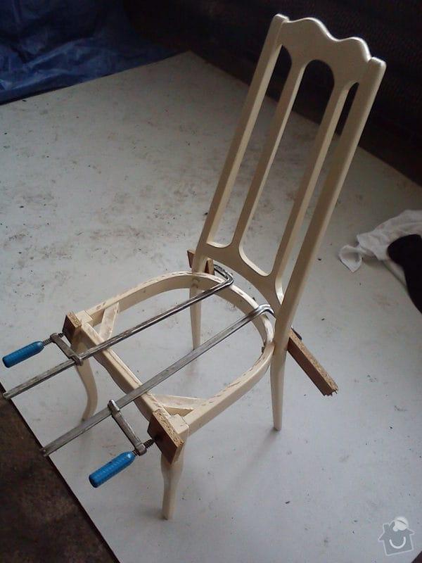 Oprava židle: DSC00063