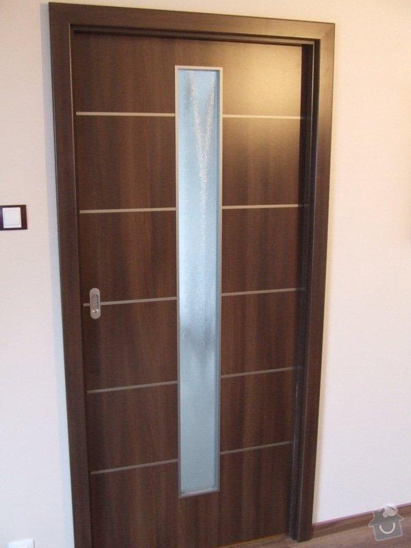 Dodávka amontáž dveří a obložkových zárubní-Hořovice: DSCF3505