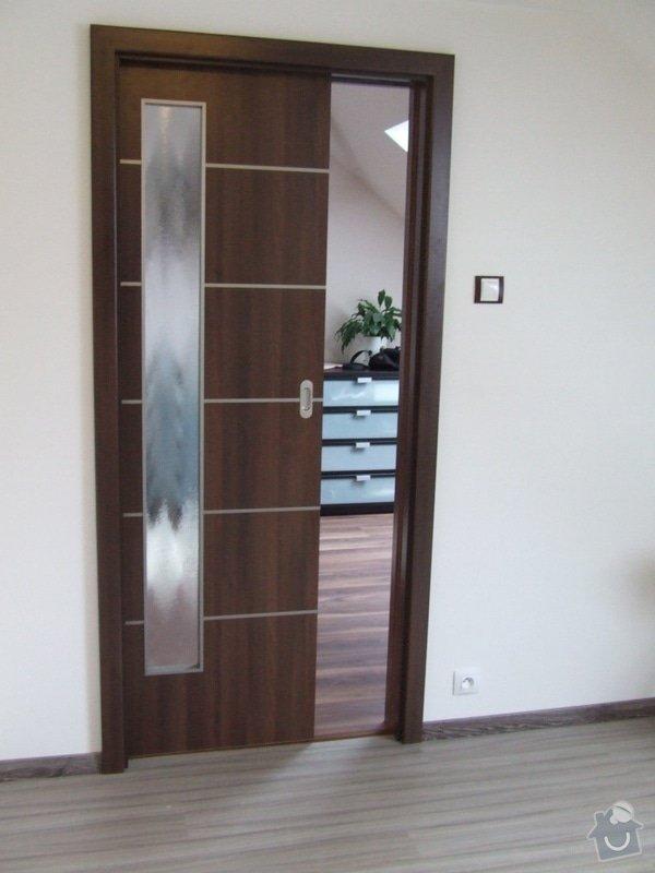 Dodávka amontáž dveří a obložkových zárubní-Hořovice: DSCF3506