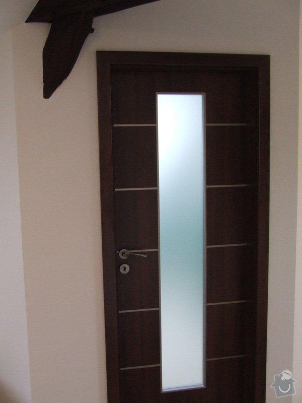 Dodávka amontáž dveří a obložkových zárubní-Hořovice: DSCF3507