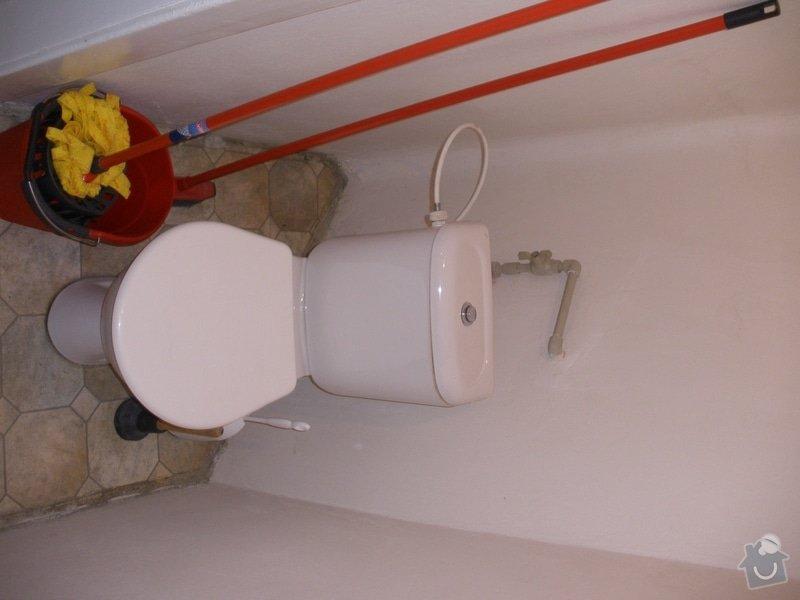 Zednícké práce - rekonstrukce WC: foli_001_1_