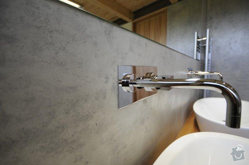 Imitace betonu / betonova stěrku do koupelny a WC: imitace-betonu-interier-fasada-bazen-koupelna2