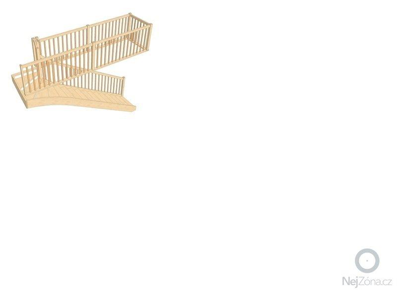 Výroba schodiště: Schody1