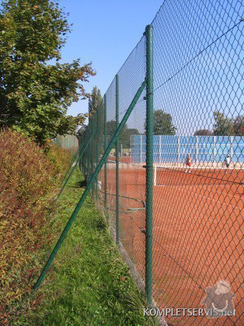 Rekonstrukce oplocení tenisových kurtů: IMG_3261