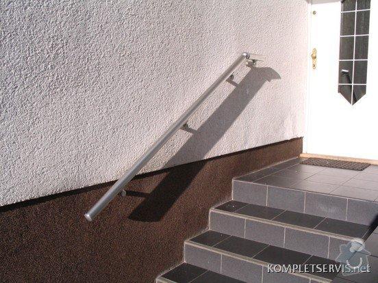 Dodání a montáž hliníkového zábradlí: IMG_3410