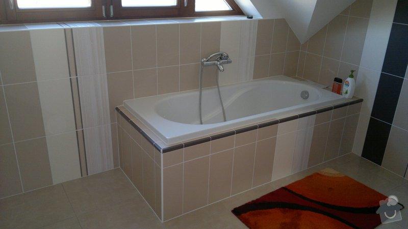 Rekonstrukce koupelny a toaleta: 02022012180