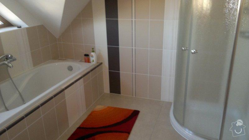 Rekonstrukce koupelny a toaleta: 02022012178