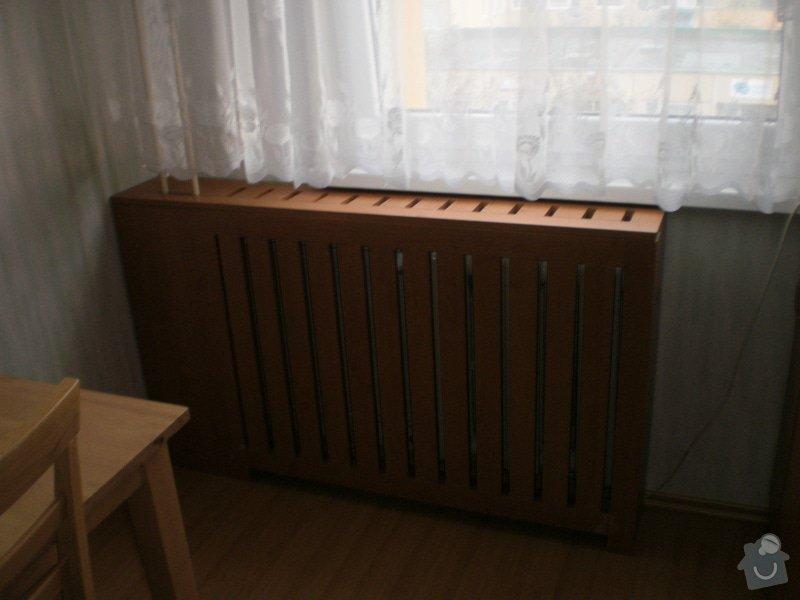 Kryt topení ( radiátoru ): 001