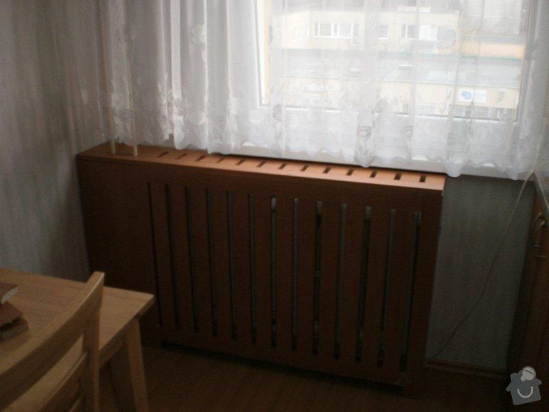 Kryt topení ( radiátoru ): 002