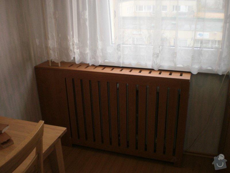 Kryt topení ( radiátoru ): 003