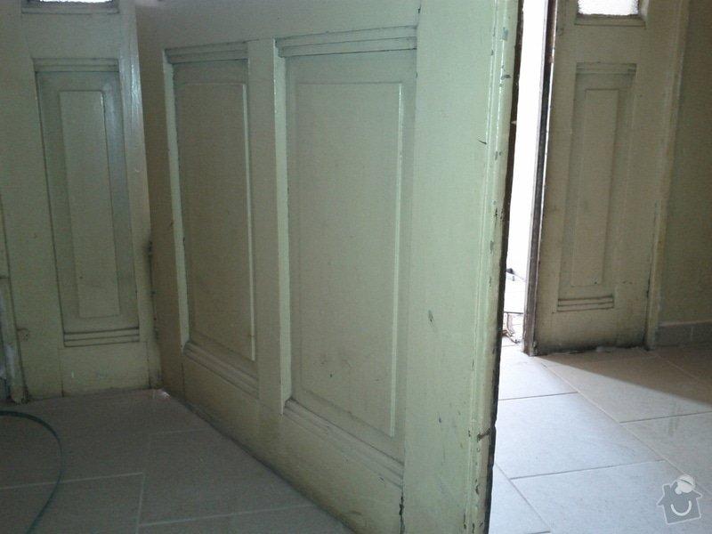 Repas dřevěných balkónových dvěří: IMG_20120303_110250