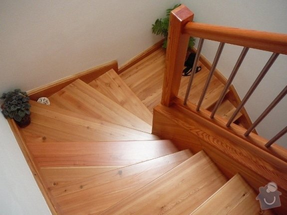 Obložení betonových schodů: P1040573