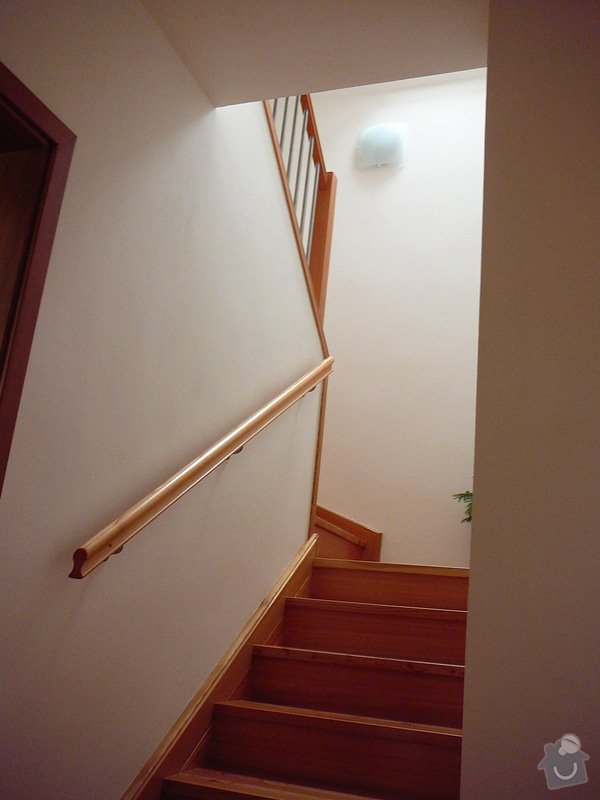 Obložení betonových schodů: P1040560