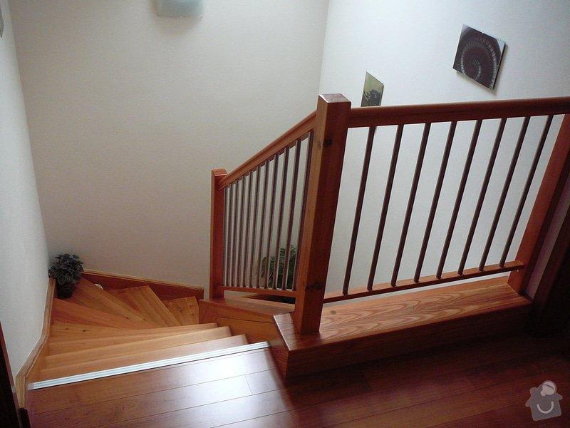 Obložení betonových schodů: P1040556