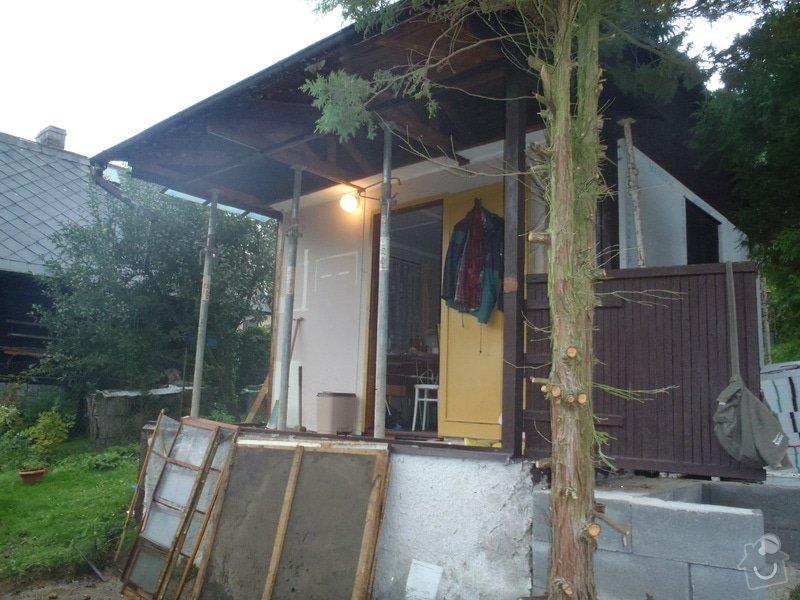 Rekonstrukce a přestavba Chaty: P9180065