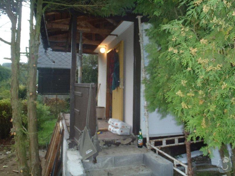 Rekonstrukce a přestavba Chaty: P9180066
