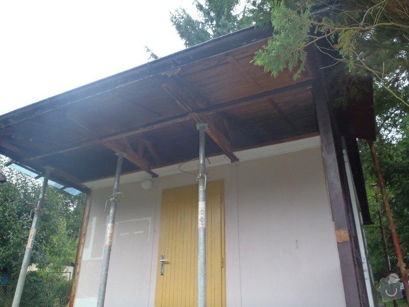 Rekonstrukce a přestavba Chaty: P9180073