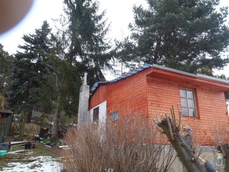 Rekonstrukce a přestavba Chaty: P1210057