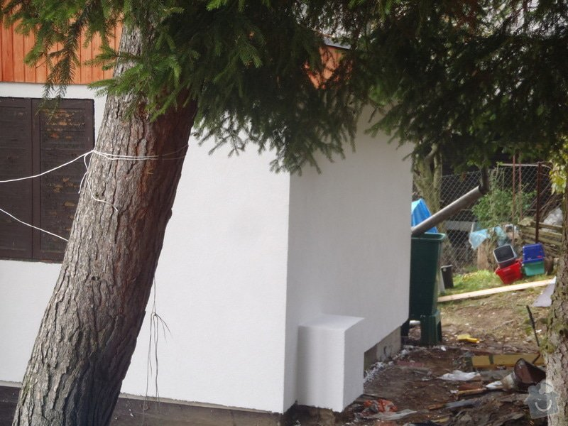 Rekonstrukce a přestavba Chaty: PA290366