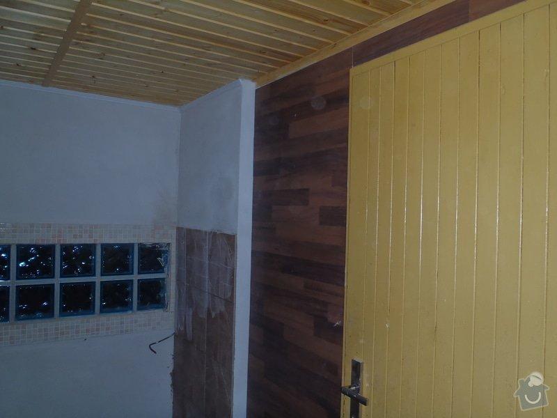 Rekonstrukce a přestavba Chaty: PC080124