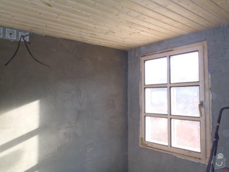 Rekonstrukce a přestavba Chaty: PB130518