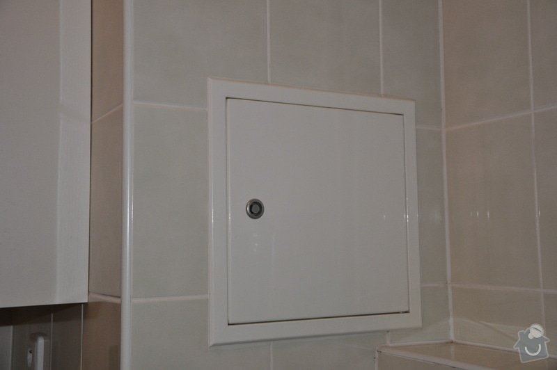 Zednické práce v koupelně: 5