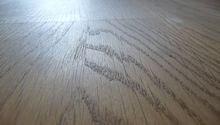 Renovace drevene plovoci podlahy (olej)