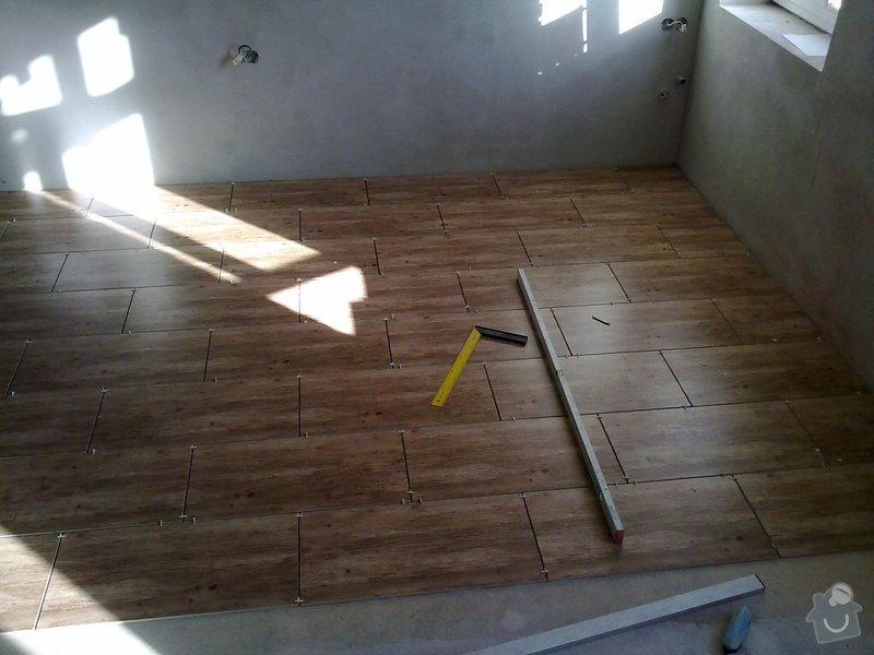 Rekonstrukce koupelny, obklady, dlažba: 30092011570
