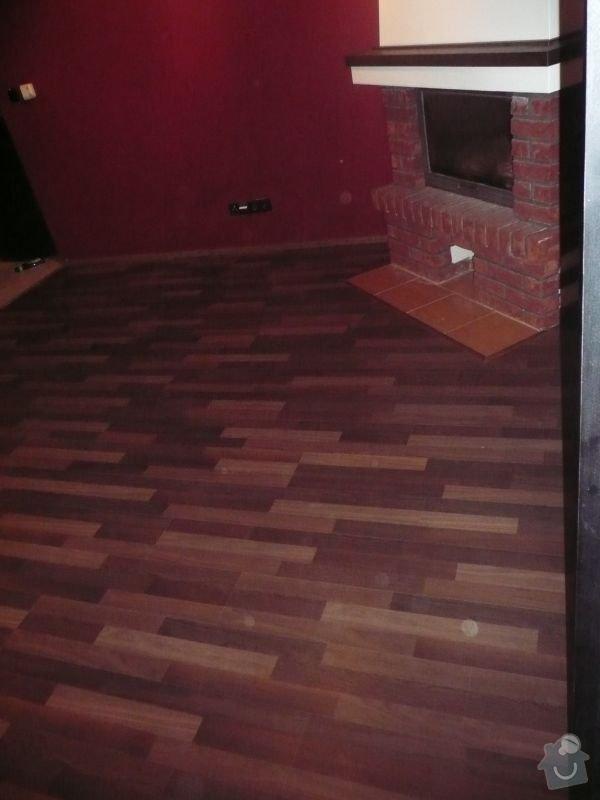 Laminátová plovoucí podlaha: 2