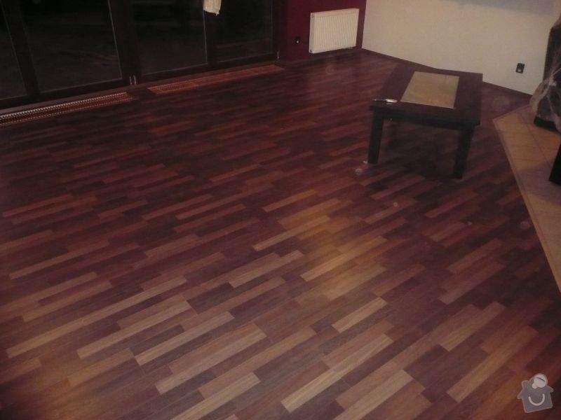 Laminátová plovoucí podlaha: 3