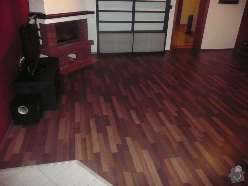 Laminátová plovoucí podlaha: 5