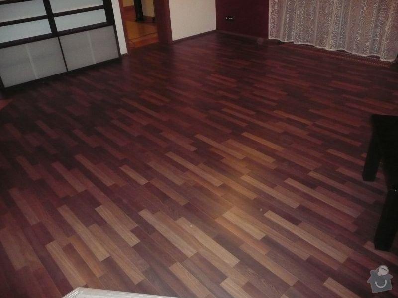 Laminátová plovoucí podlaha: 6