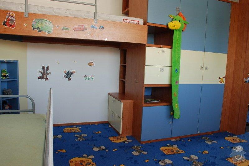 Návrh a dodávka nábytku do dětského pokoje: 006