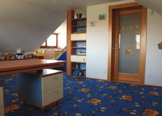 Návrh a dodávka nábytku do dětského pokoje