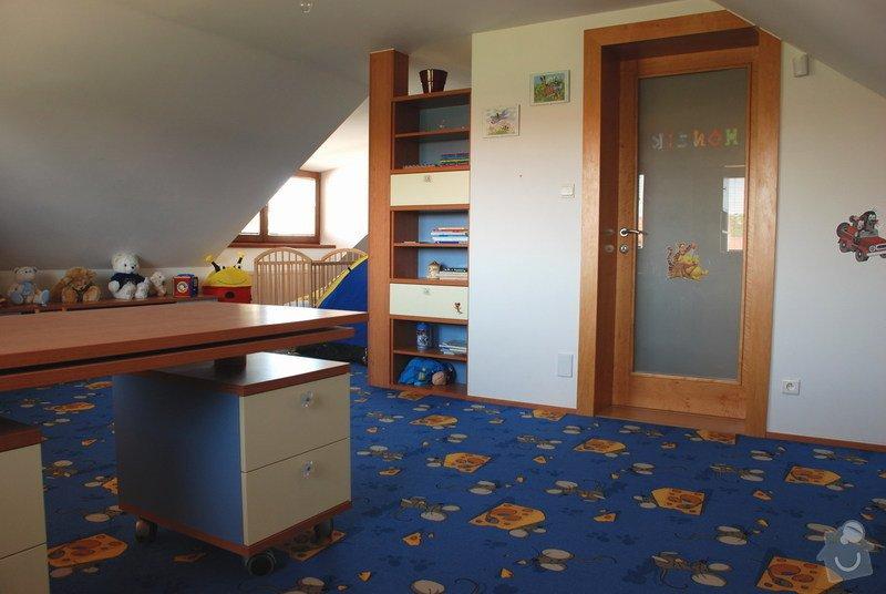 Návrh a dodávka nábytku do dětského pokoje: 018