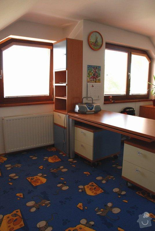 Návrh a dodávka nábytku do dětského pokoje: 019