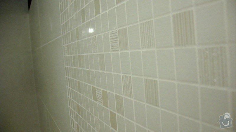 Obklad a dlažba koupelny a WC: IMG_9583