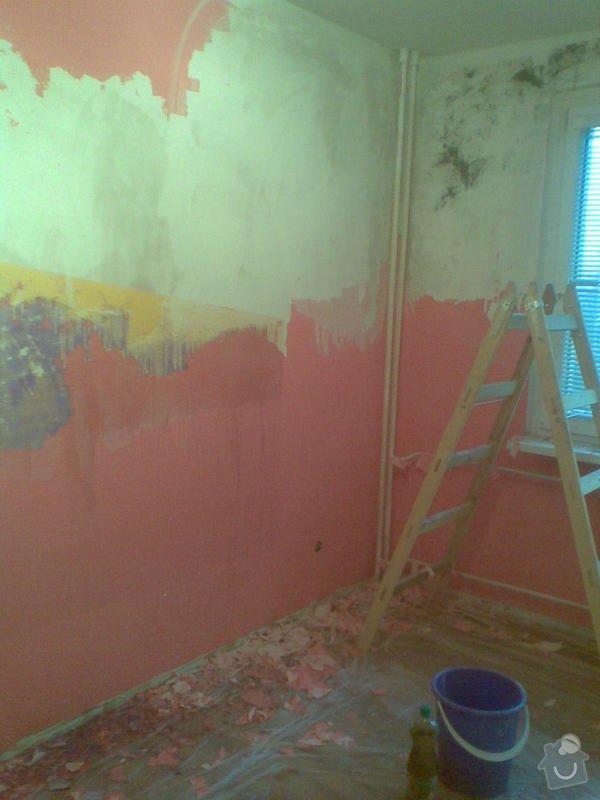 Oprava bytu 3+1 po nájemnících: Obraz110